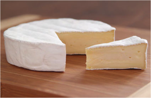 soft ripened cheese