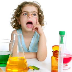 Fun science experiments for kids in the kitchen