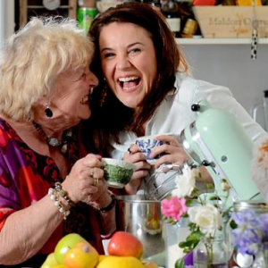 Mother's Day Brunch Ideas, Mother and Daughter