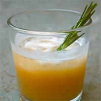 SPICED PEAR COLLINS!