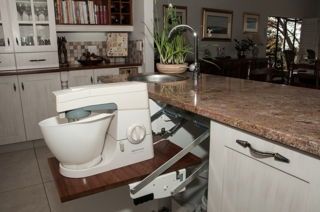 Functionality is a key kitchen design idea