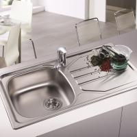 choose a Single bowl sink