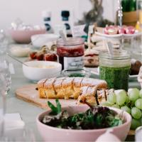 Selection of appetisers