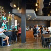 Lineage Café in Watercrest Mall